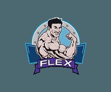 Flex australian fabric wholesalers Logo