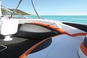 Maritime™ marine upholstery fabric