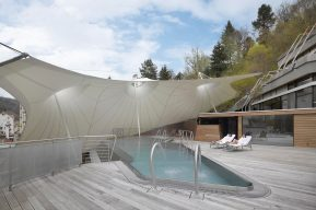 FR1000 Mehatop® F1 shade structures australia